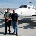 Testing the King Air 250 with FAA Pilot Bob Stoney