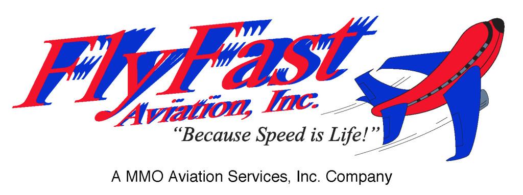 FlyFast Logo - Flat